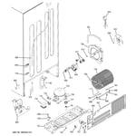 GE GTS22JCPCRCC unit parts diagram