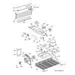 Hotpoint HTR16ABSHLWW unit parts diagram