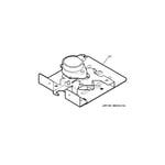 GE JB705DT1BB door lock diagram