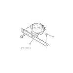 GE P2S975SEP3SS door lock diagram