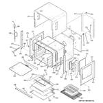 GE ZET1SM3SS body parts diagram