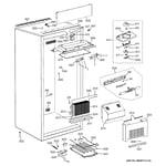 GE ZIFP360NXARH cabinet (1) diagram