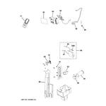 GE AEL18DQQ1 control parts diagram