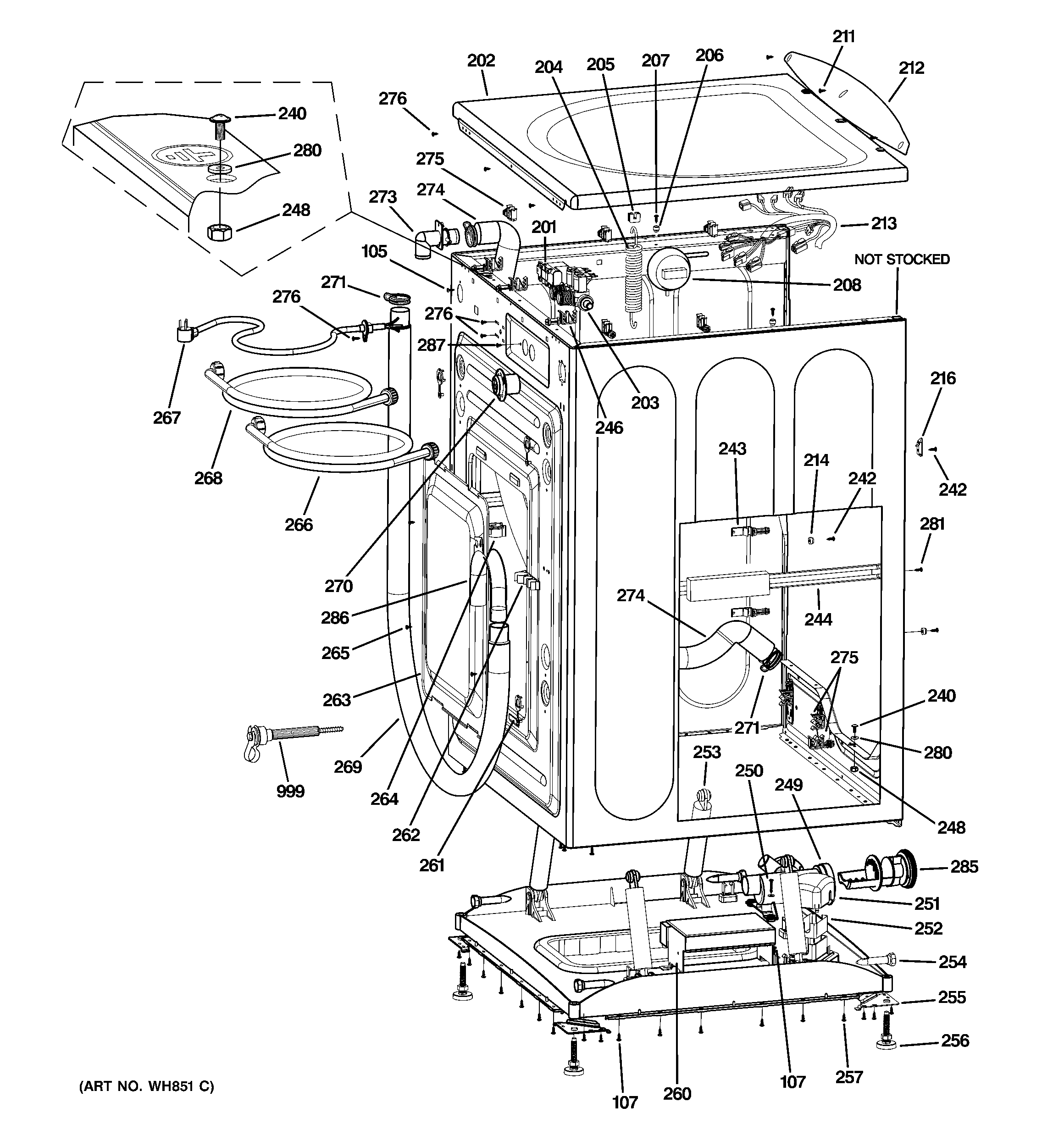 Ge Hotpoint Washer Parts Diagram Wiring Libraries Todays