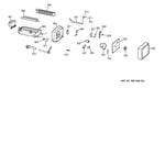 Hotpoint CTX16CIBMRWW icemaker wr30x0327 diagram