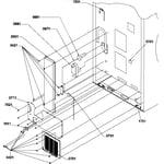 Amana BX22TW-P1196711WW cabinet back diagram