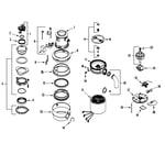 Maytag DFB6500AAX body diagram