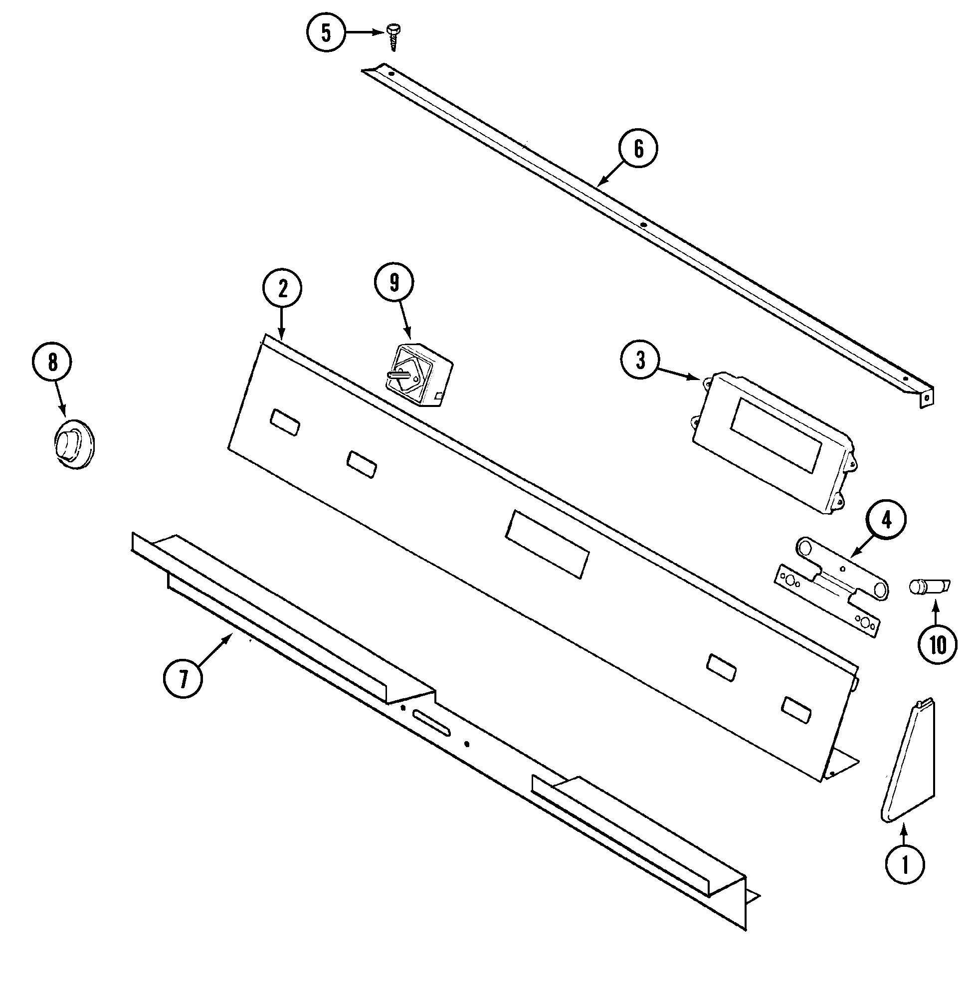 Jenn Air Model Sve47500b Slide In Range Electric Genuine Parts Diagram List For Mah22pnagw0 Maytagparts Washer