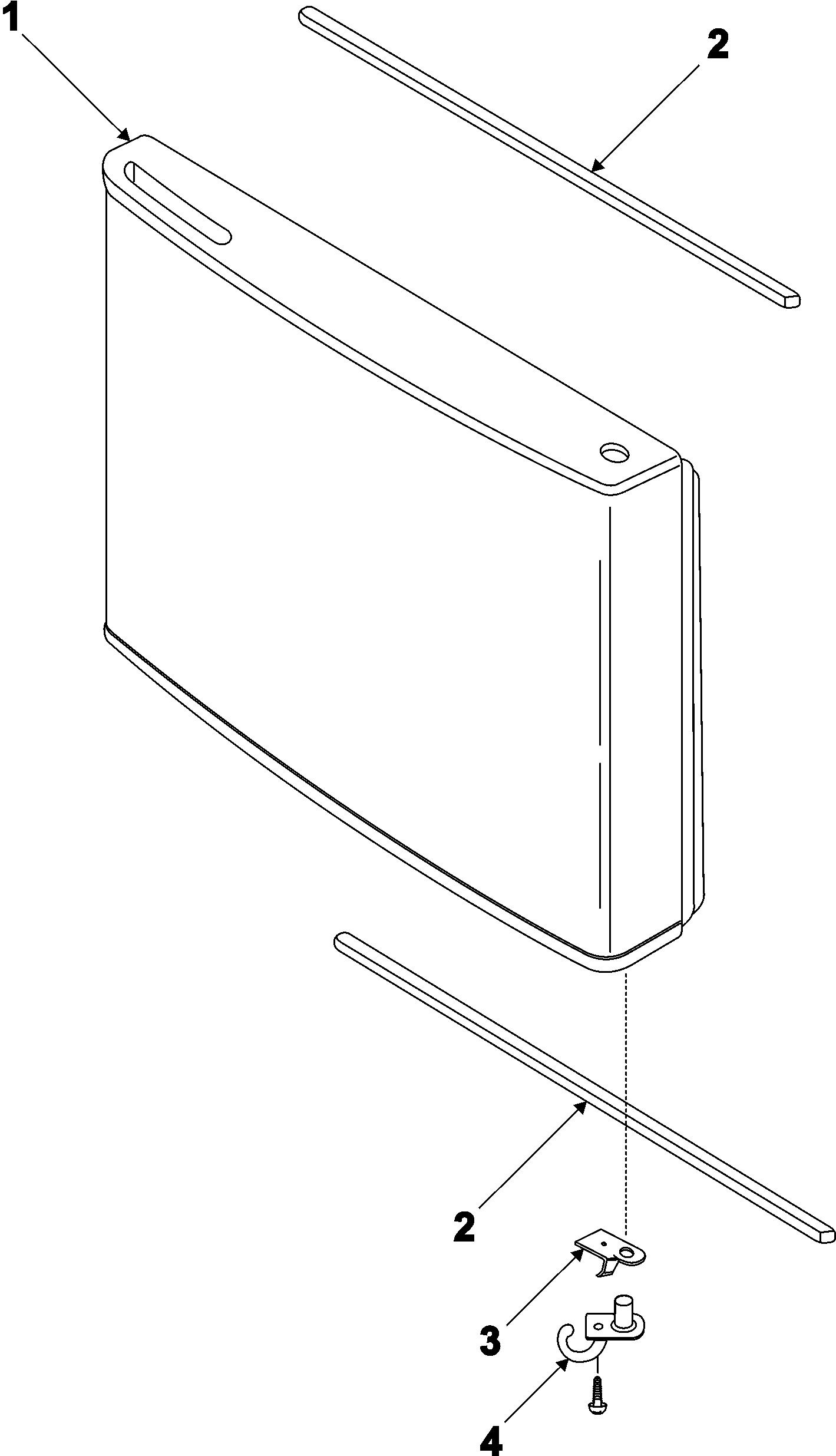 Samsung  Refrigerator  Freezer door