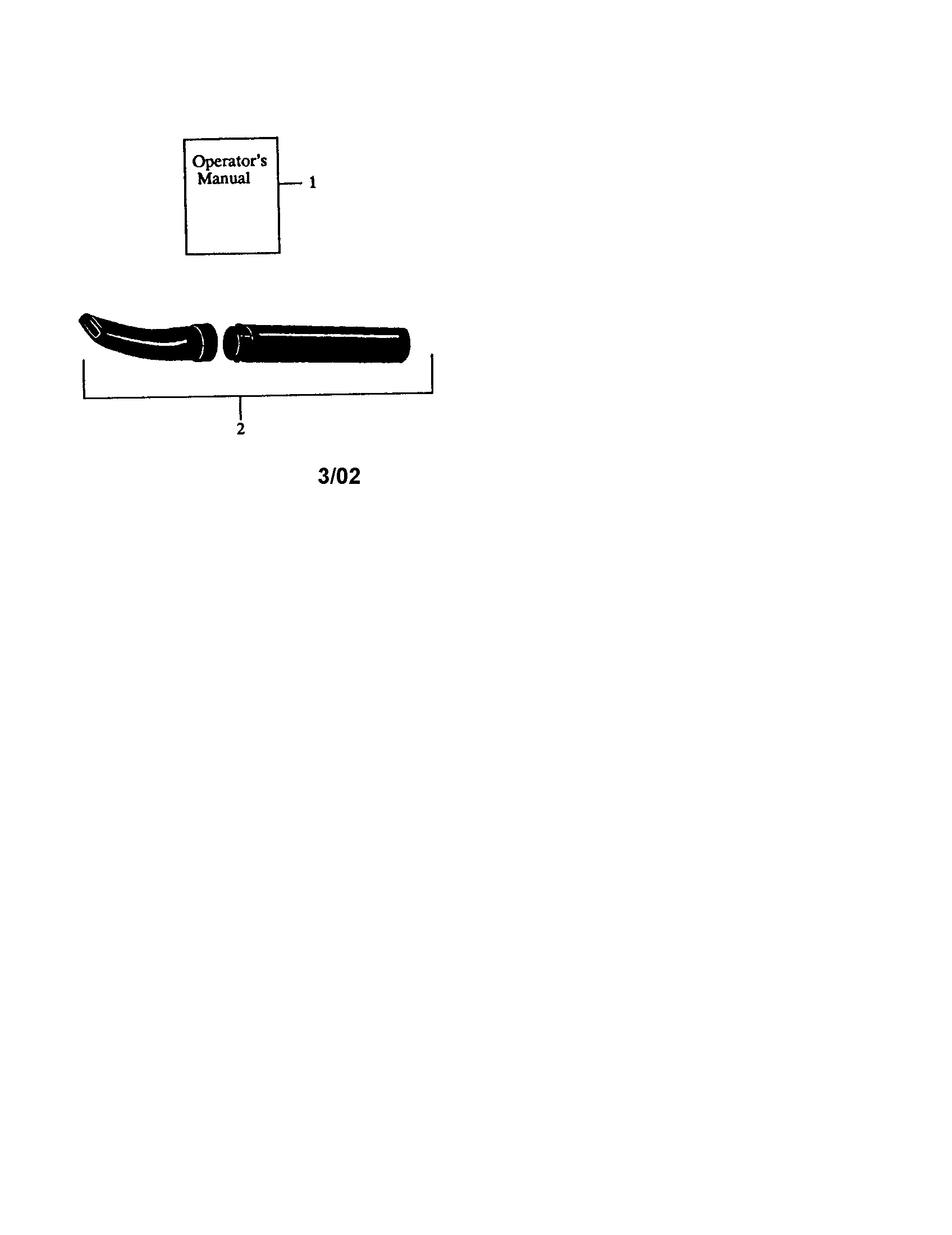 Craftsman  Power Blower  Blower tube kit