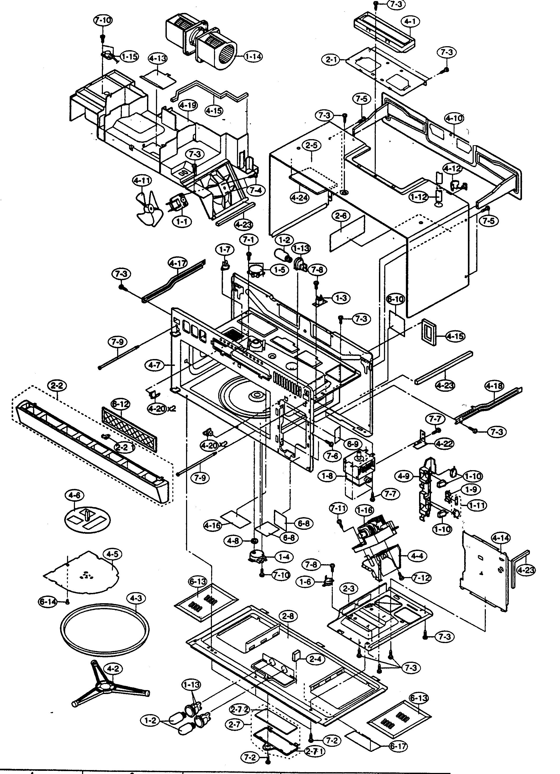 sharp microwave wiring diagram get free image about wiring diagram