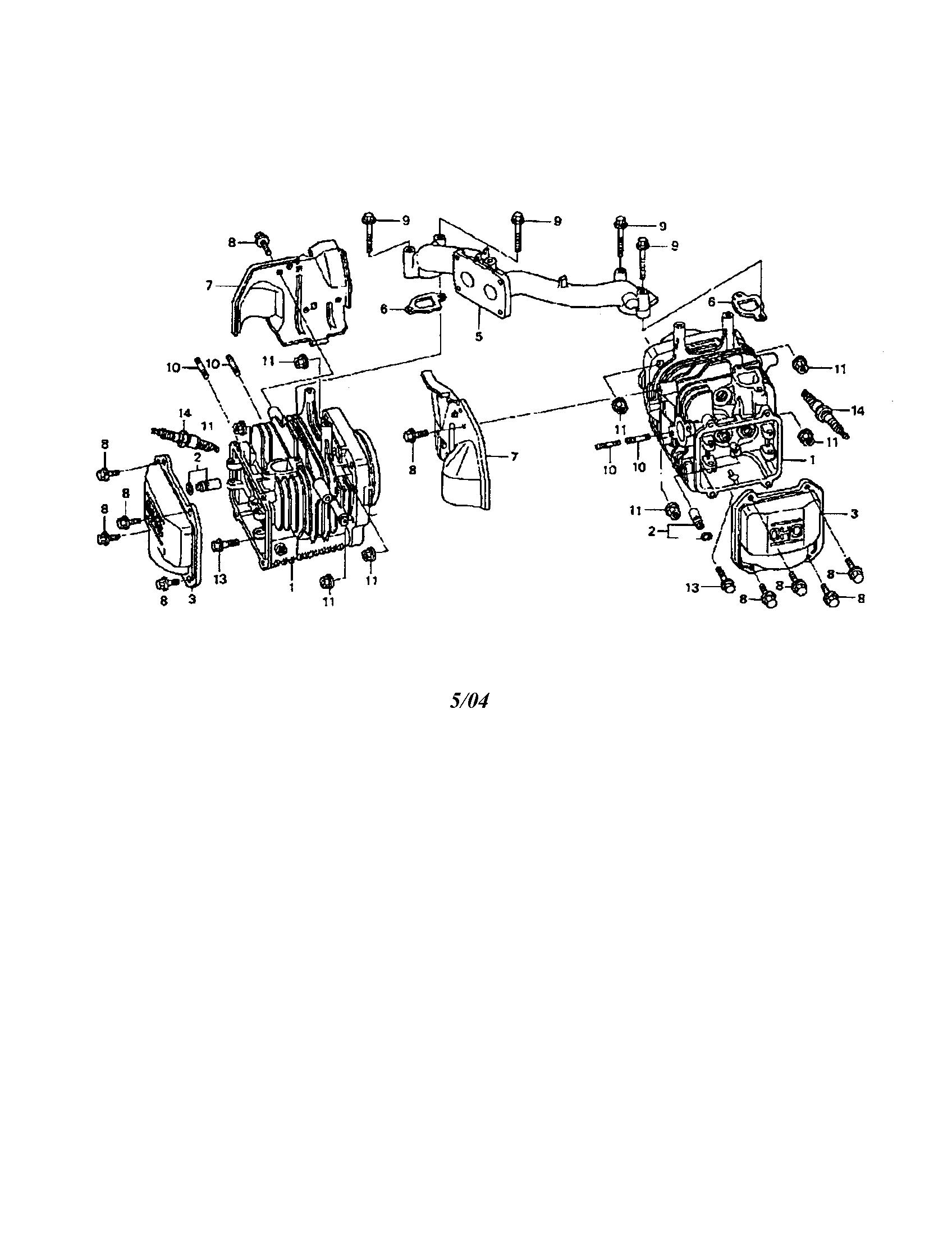 Honda Gcv 160cc Parts Manual