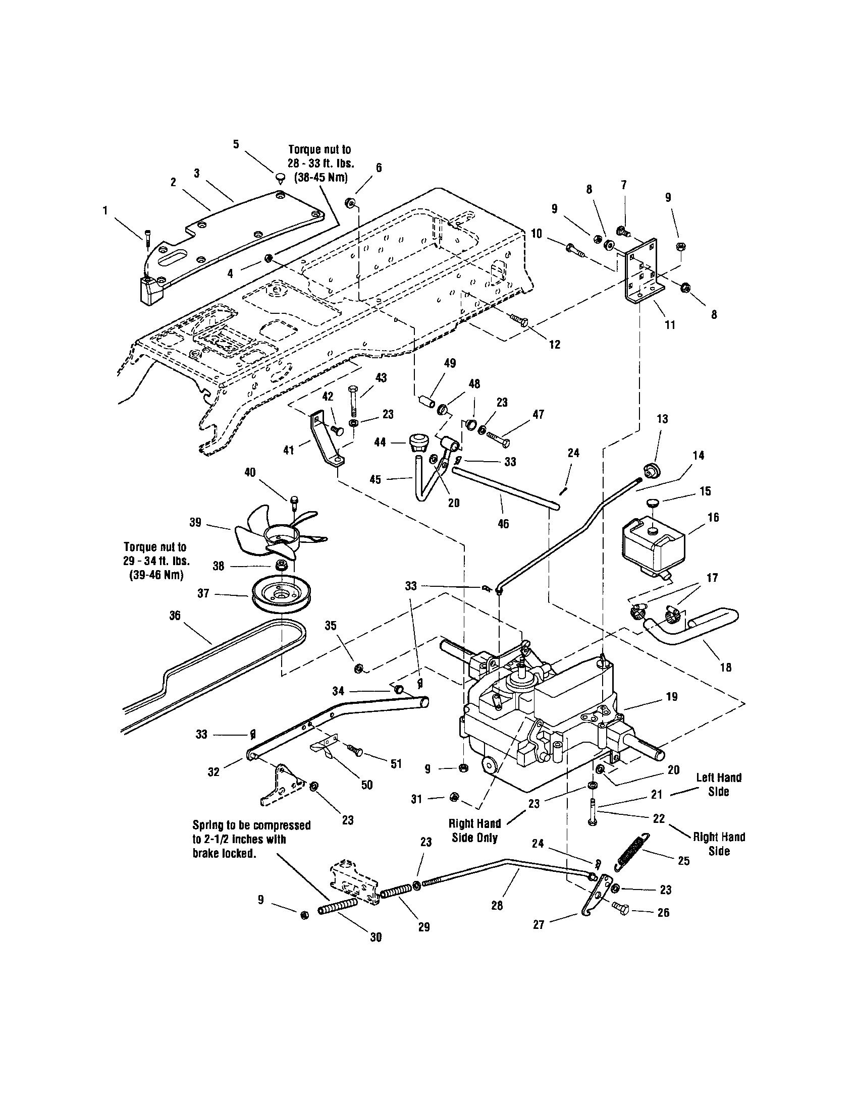 Snapper  Garden Tractor   Parts