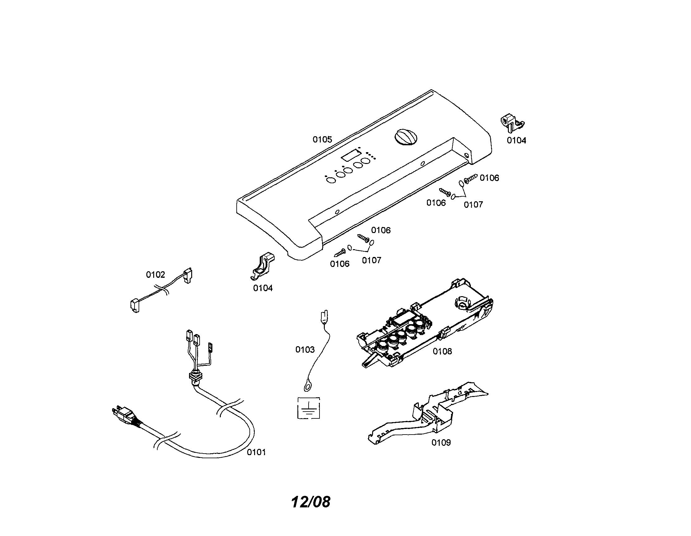 Bosch  Gas Dryer   Parts