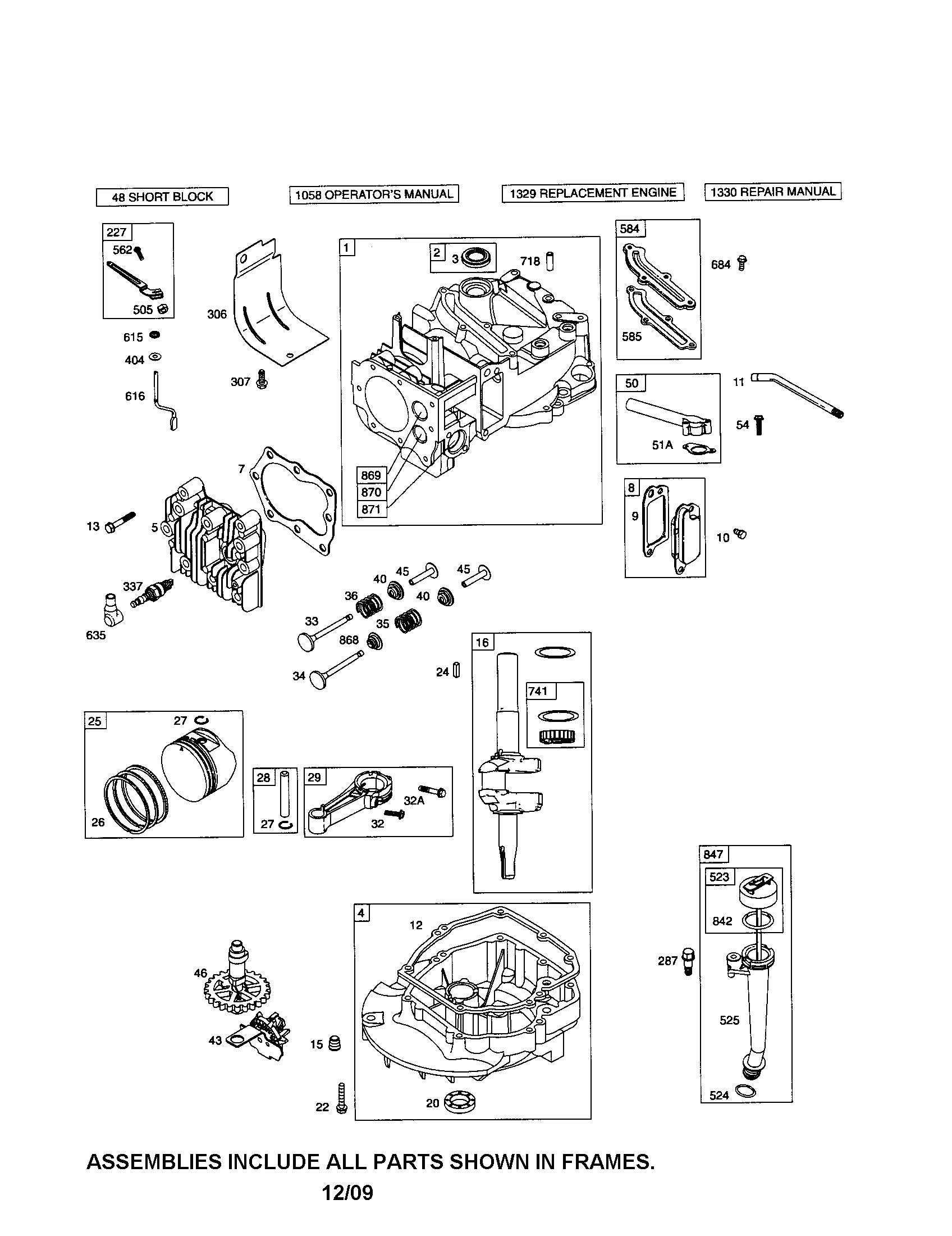 126t02 repair manua Toyota Forklift Engine Diagram array mnl 1669 briggs and stratton 126t02 repair manual 2019 ebook library rh jqmedical co