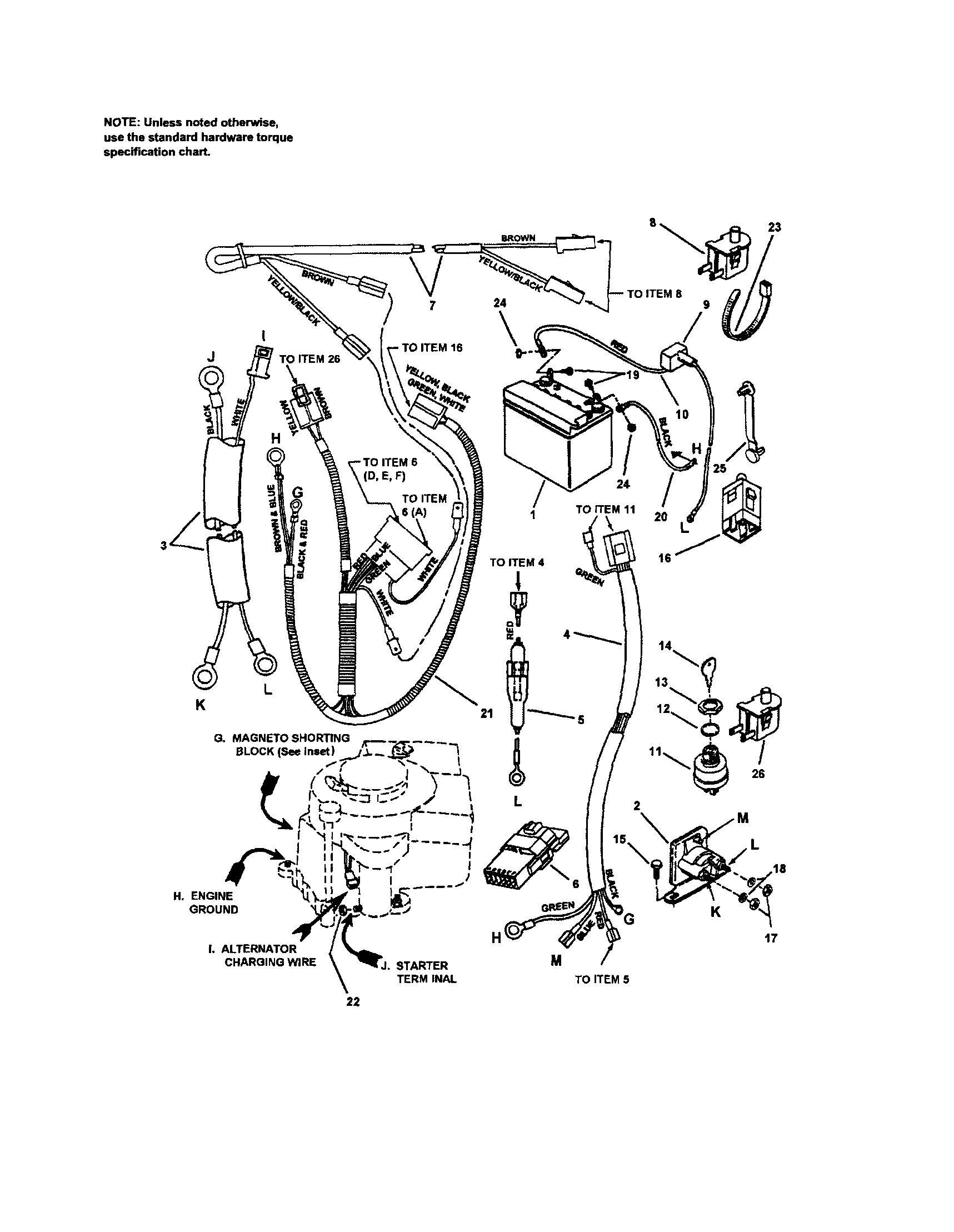 Briggs Stratton Engine Wiring Diagram Diagrams Schematics Hc2401he Honda And Intek Carburetor Images On Vanguard