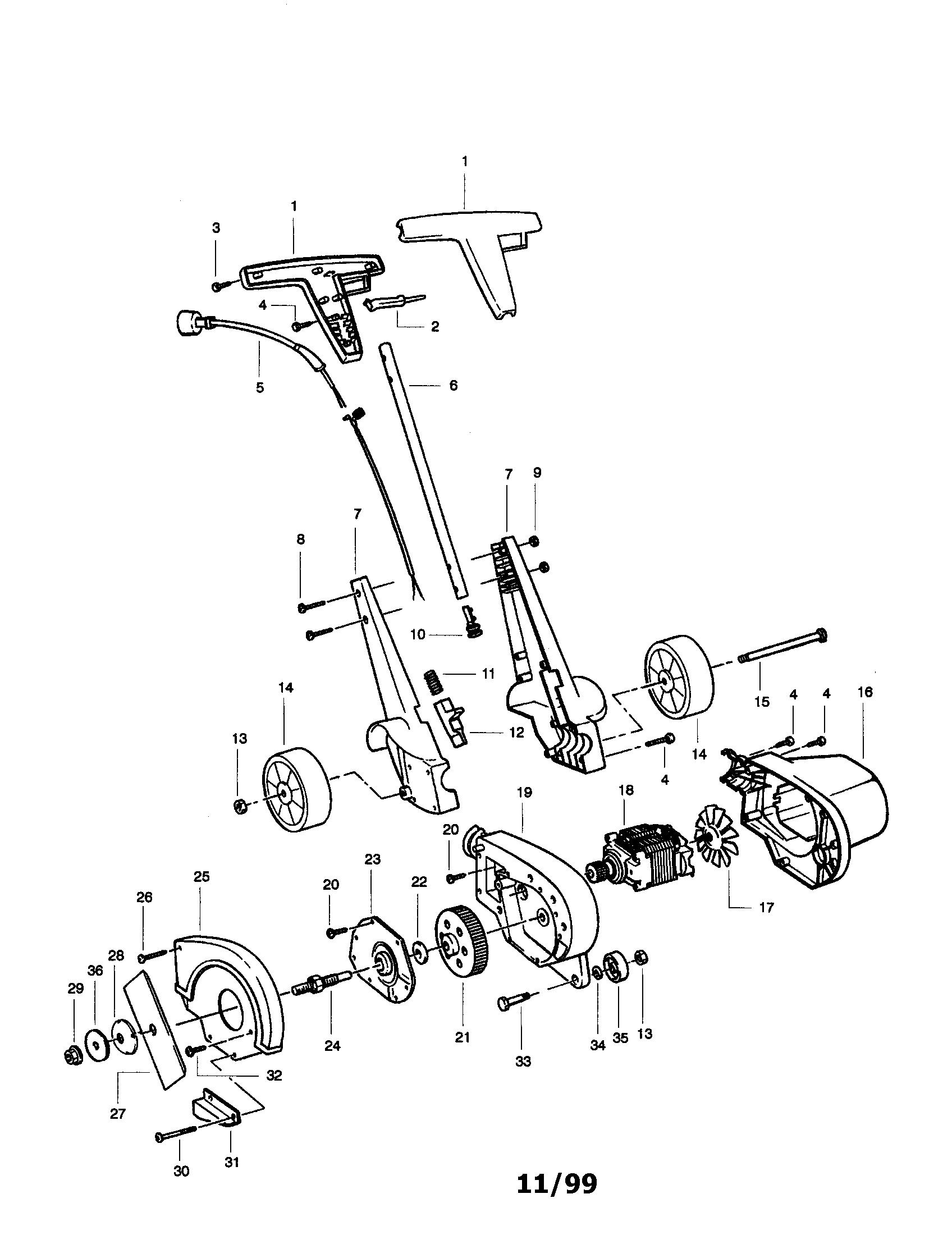 Craftsman  Edger  Edger