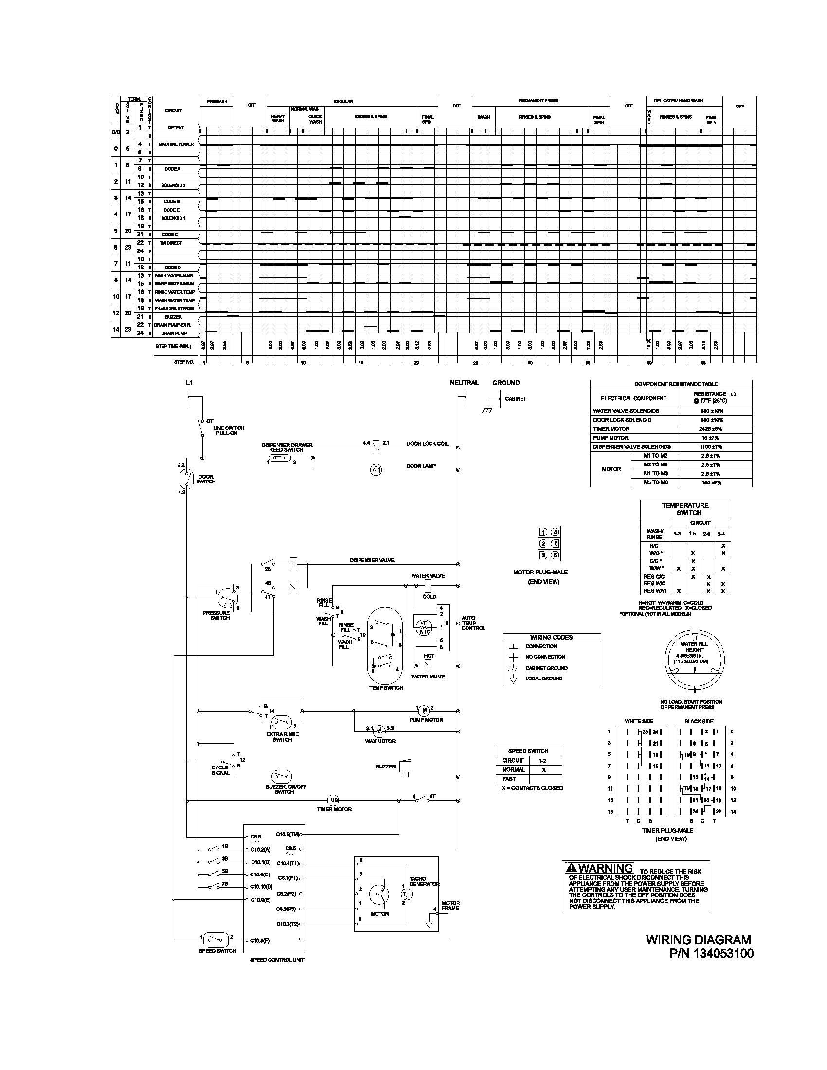 Looking for Gibson model GTF1040AS0 washer repair