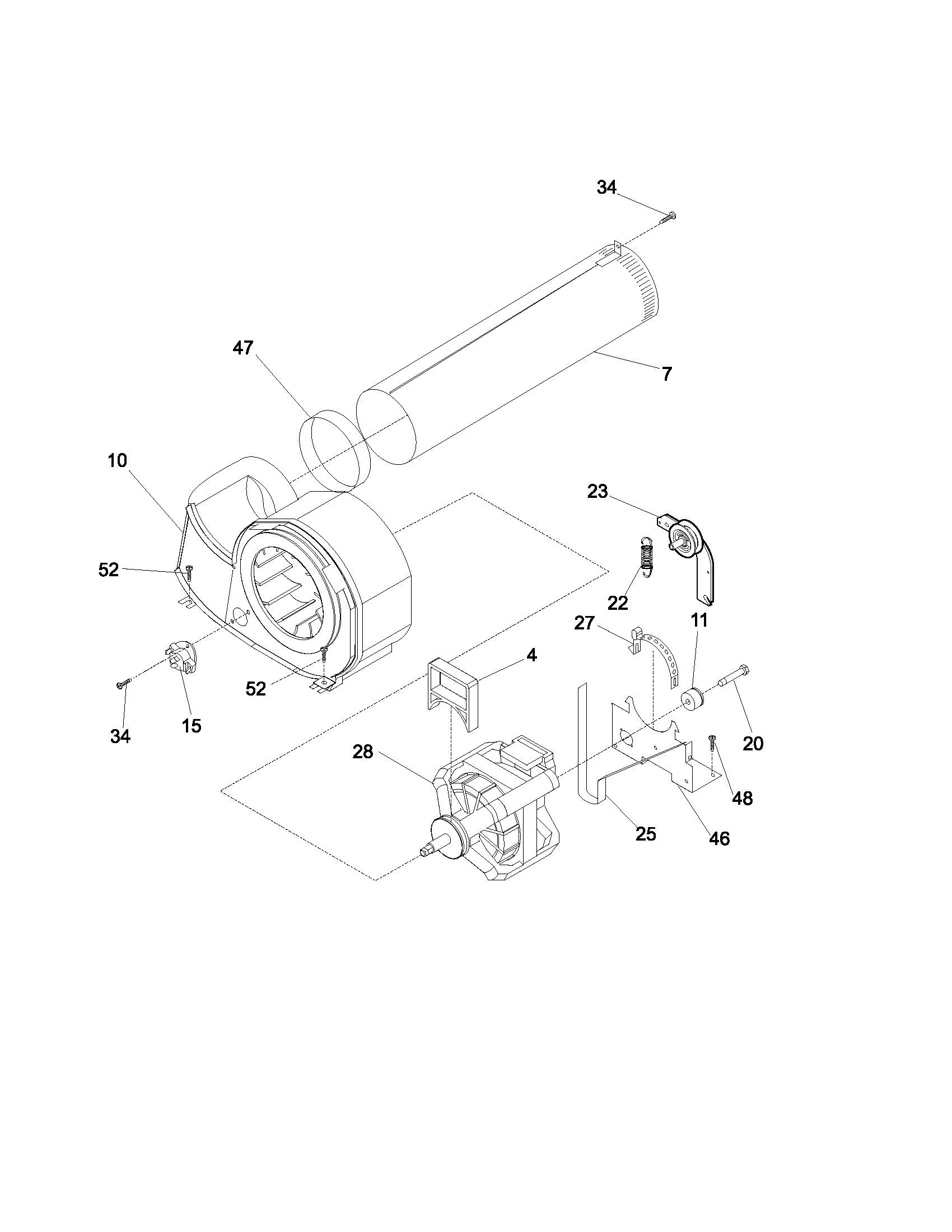 Gibson  Dryer   Parts