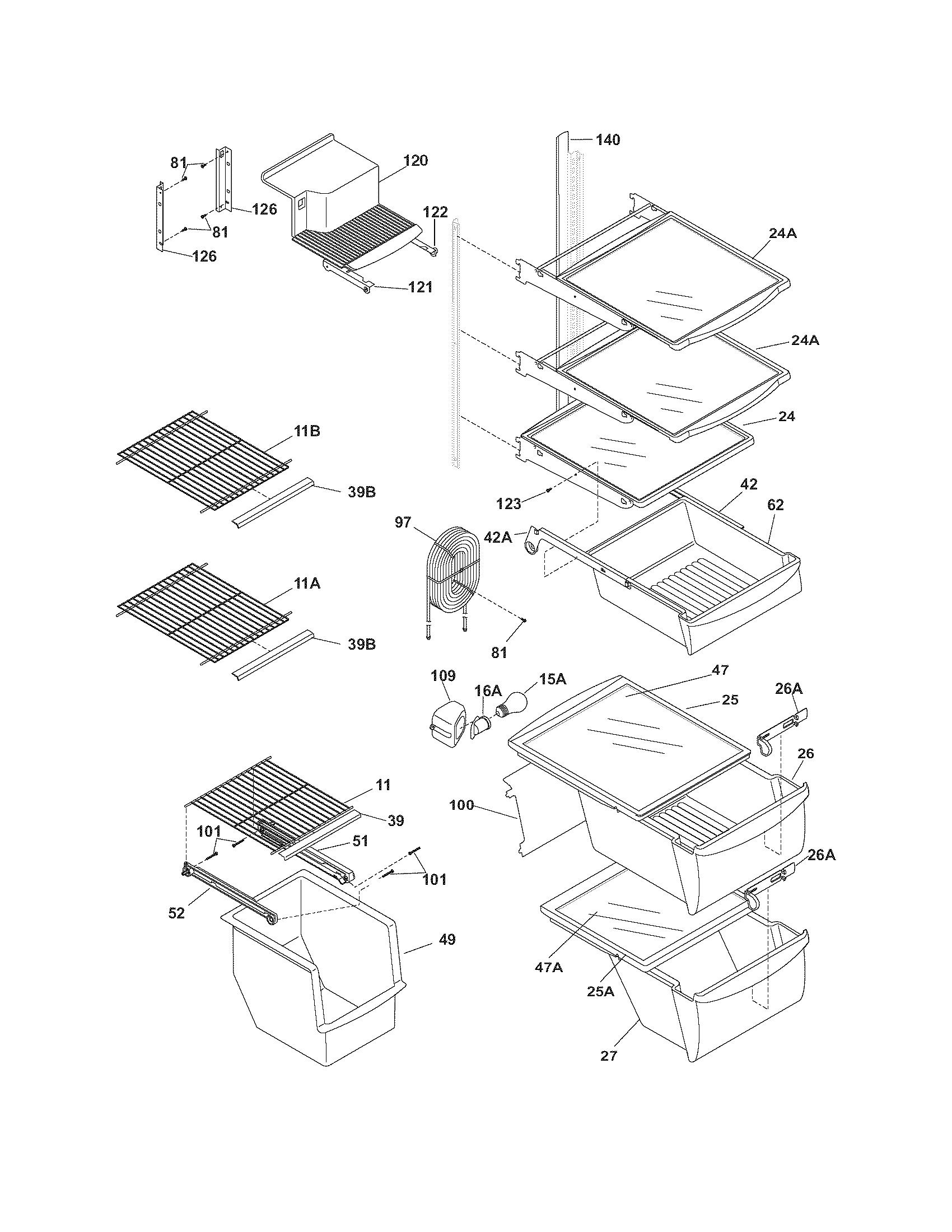 Machine Diagram Washing Wiring Kenmore on