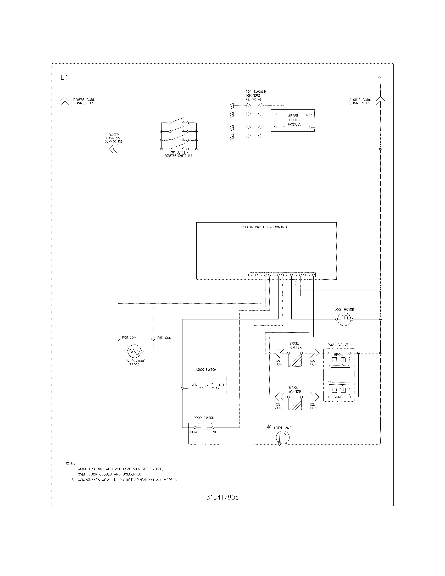 Kenmore 79078789404 wiring sachematic diagram