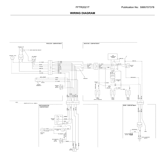 Frigidaire FFTR2021TB2 wiring diagram diagram