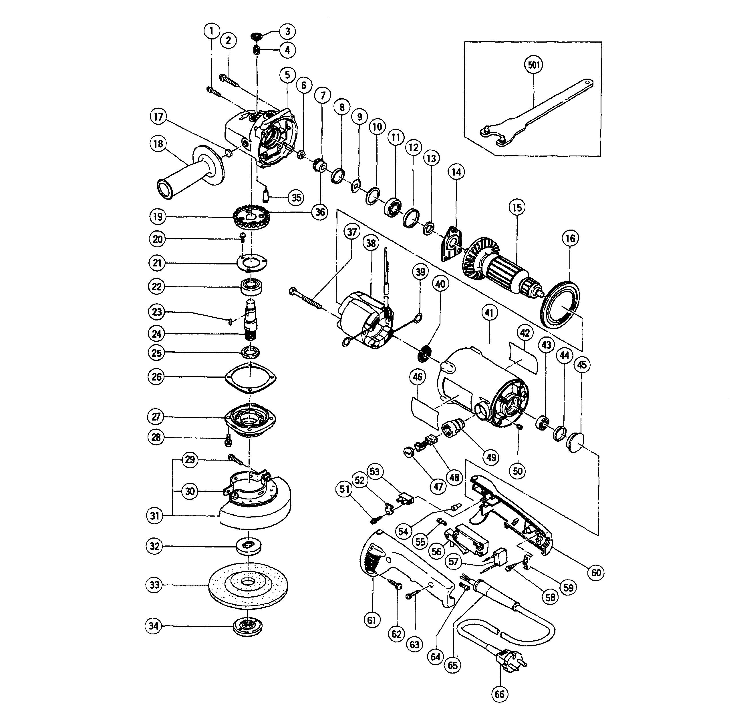 Hitachi  Angle Grinder  Angle grinder
