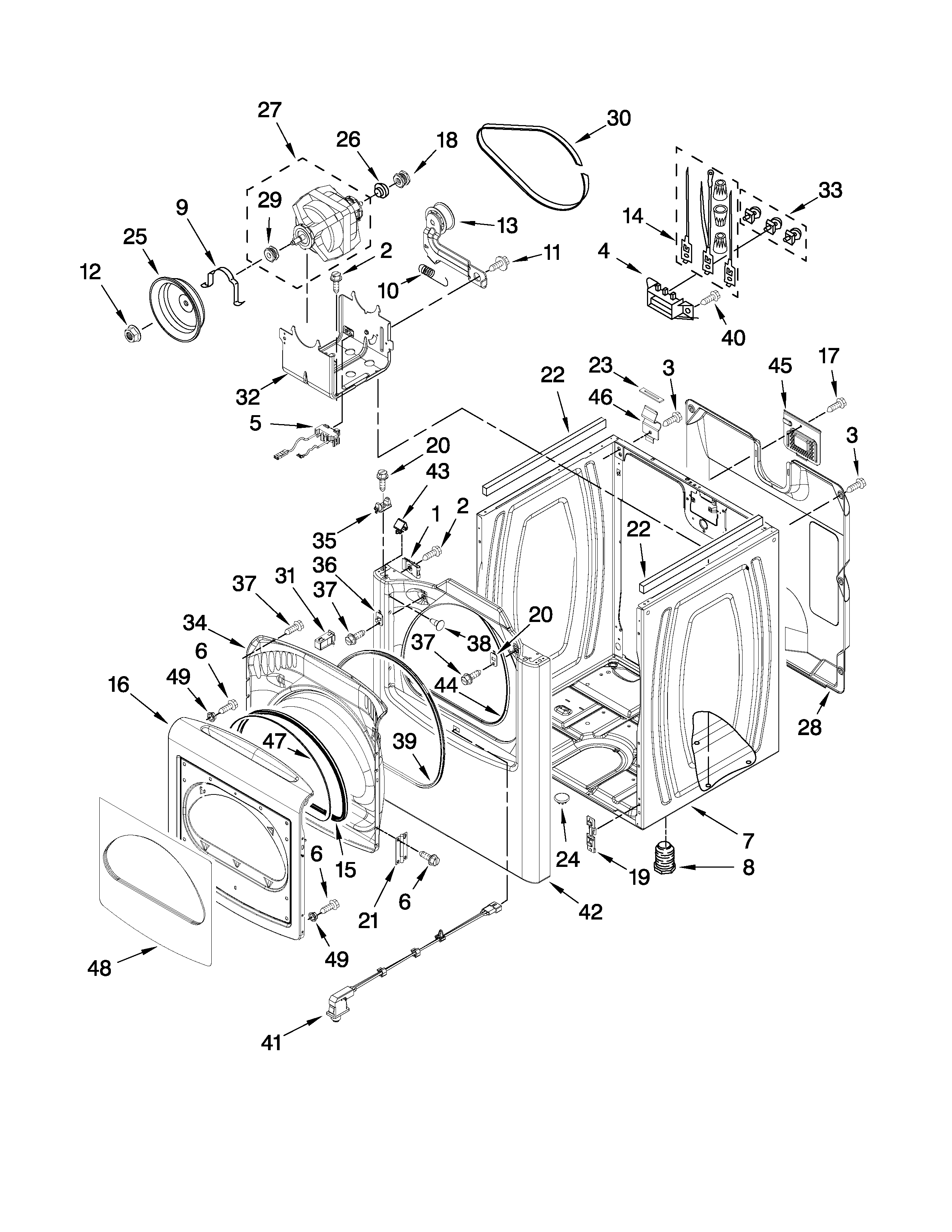 Engine Diagram And Parts List For Briggs Stratton Allproductsparts