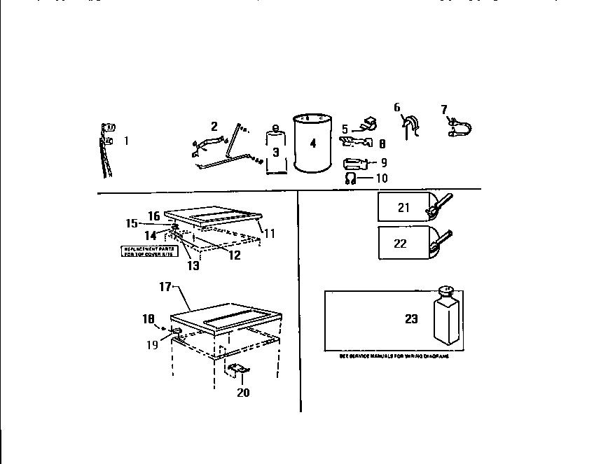 white westinghouse tumble action washer l289776 parts model