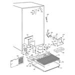 GE MSK28DHBGAA unit parts diagram