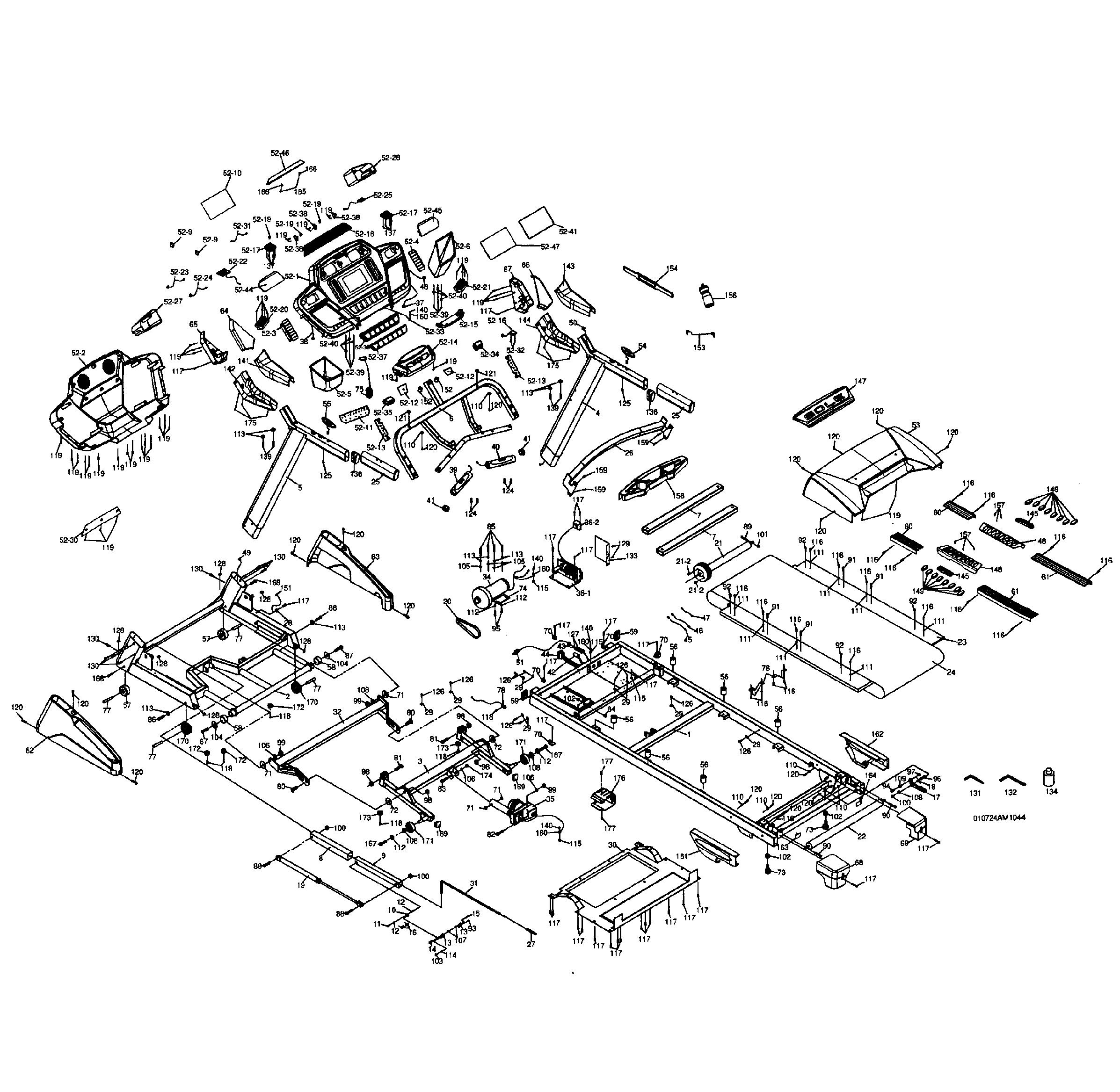 Sole Model F63