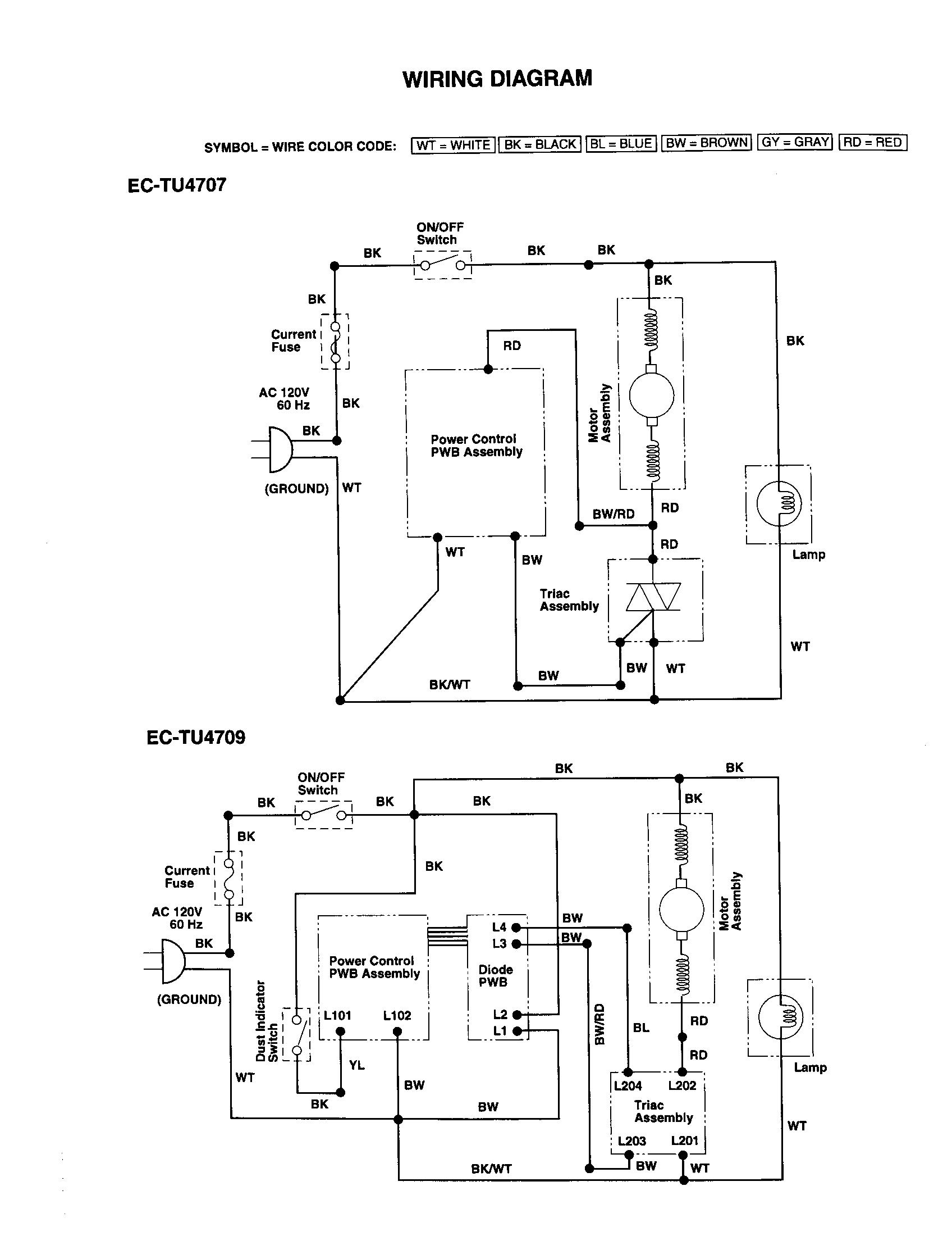 Sharp Vacuum Cleaner Parts