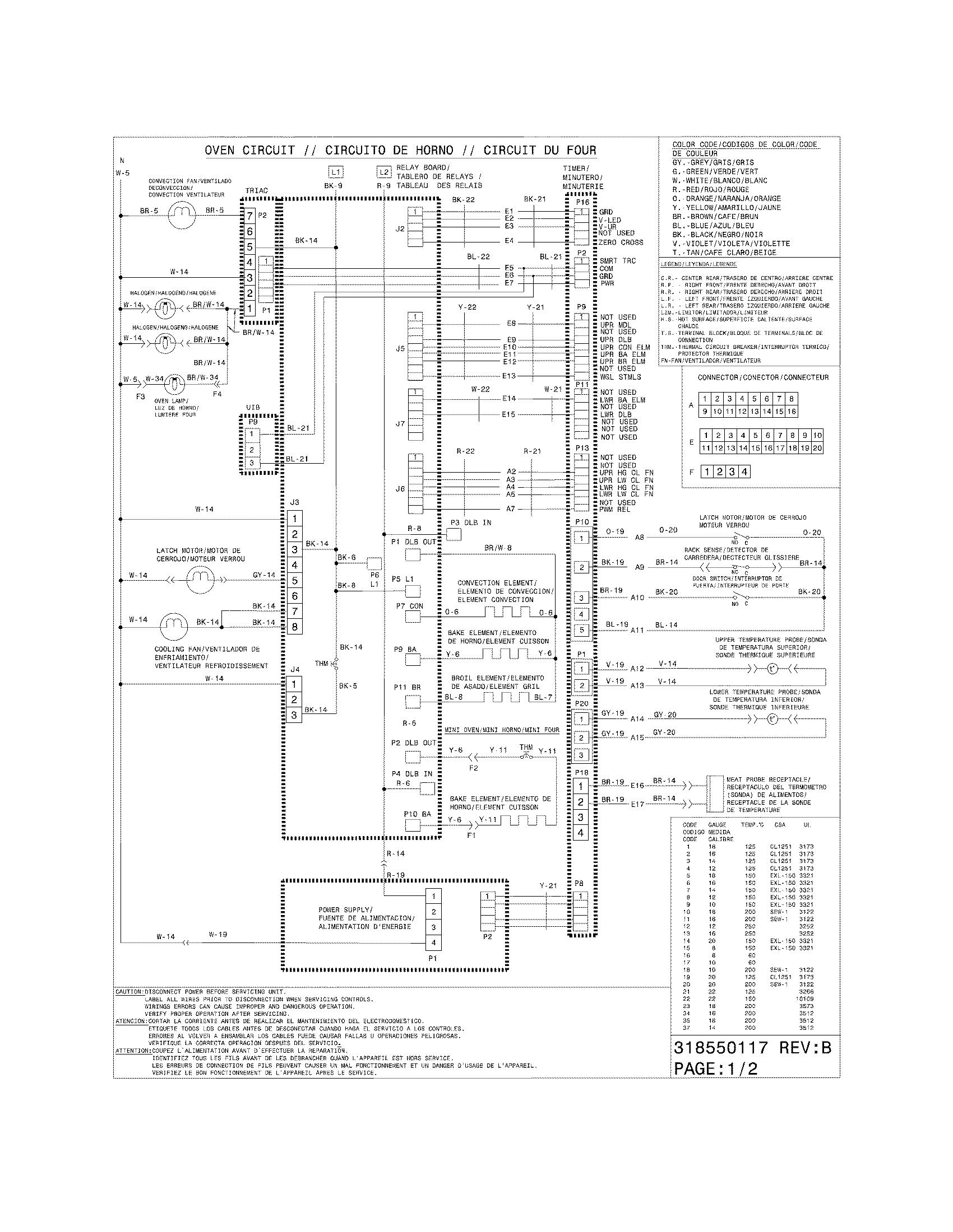 Electrolux Model Ew30is65jsa Slide