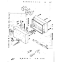 Emco MAXIMAT V13 e housing and motor protection diagram