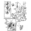 Kenmore 1106914752 water system diagram