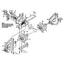 Craftsman 536886280 auger housing diagram