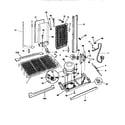 Frigidaire FRS24WSCB0 system diagram