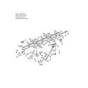 Genie PRO98S rail - g/gx/gxl series diagram