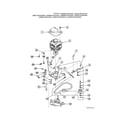 Alliance SWNSX2PP112TW01 motor/belt/pump/idler diagram