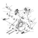 Schwinn SCHWINN 438 arm assy diagram