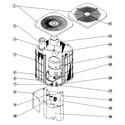 Goodman CK49-1 main asy diagram