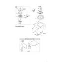 Craftsman 536772321 starter/flywheel diagram