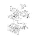 Kenmore Elite 72188513900 interior parts 2 diagram