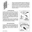 GE PSG25MISACBB evaporator instructions diagram