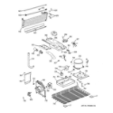 GE GTS18CBBHRBB unit parts diagram