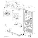 GE GFSS6KKXASS case parts diagram