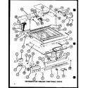 Amana TL18H-P77110-19W refrigerator freezer functional parts (tl18h/p77110-19w) (tl18h/p77110-20w) (tli18h/p77110-21w) (tli18h/p77110-22w) diagram