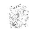 Craftsman 917275390 ground drive diagram