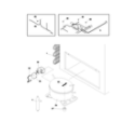 Frigidaire FFC07C3AW1 system diagram