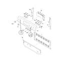Kenmore 79096344501 backguard diagram